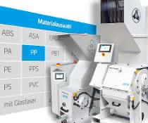 Für alle Schneidmühlen von Hellweg ist die digitale Smart-Control-Steuerung verfügbar.