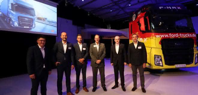 Markteinstieg für Ford-Trucks: Ein neues Gesicht auf heimischen Straßen