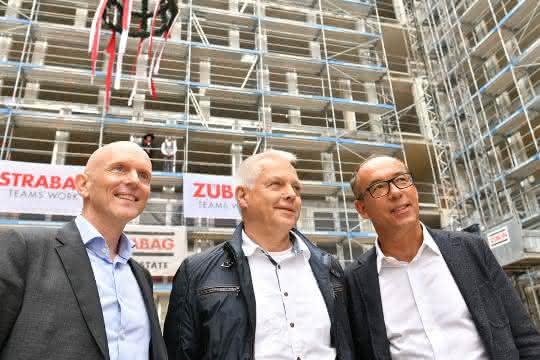 Pilotprojekt: Neues Konzernhaus für Strabag und Züblin