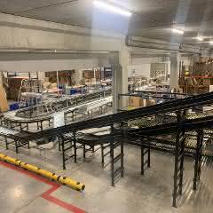 Toyota Material Handling und Interroll automatisieren Vertriebszentrum in Spanien