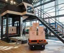 Partnerschaft verkündet: Mobile Industrial Robots und CSi palletising kooperieren