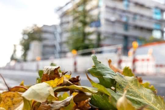 Baustellensicherheit: Tipps für eine sichere Baustelle im Herbst