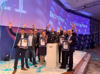 Deutscher Logistik-Preis für DB Cargo