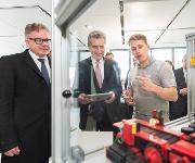 Oettinger Wolf Deutschle Pilz