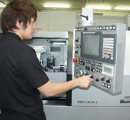 Innenrundschleifmaschinenreihe IGM 15 NC III Okamoto
