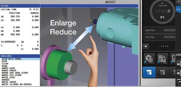 Künstliche Intelligenz: Smarte CNC-Steuerung von Okuma
