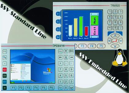 Antriebe und Steuerungen: PC-Funktionalität in Industrieumgebungen