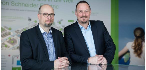 Markus Hettig und Udo Hoffmann