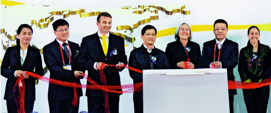 Automatisierungsspezialist Pilz eröffnet Fertigung in China