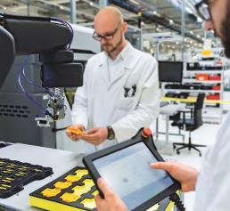 Pilz Ostfildern Automatisierung Robotik