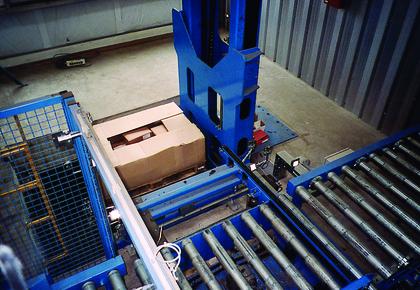 ti1: Mit effizienter Förderanlage zum optimierten Materialfluss