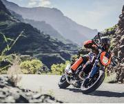 Motorrad KTM