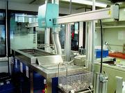 Reinigungsanlagen: Sauberkeit und Ultraschall