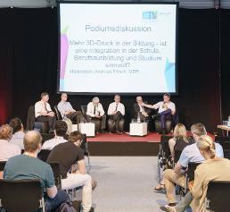 3D-Druck-Event in Erfurt: Rapidtech + Fabcon 3.D weiter im Aufwärtstrend