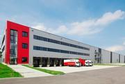 Ratioform baut nachhaltig:: Zertifikat für das Logistikzentrum