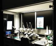 Reinraum-Flowboxen der Klasse ISO 5
