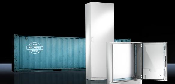 """Mit """"Home4Energy"""" präsentiert Rittal ein Baukastensystem für alle Infrastrukturanforderungen von Energiespeichern"""