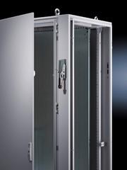 Rittal optimiert Trennschalterhauben: Hinter Schloss und Riegel