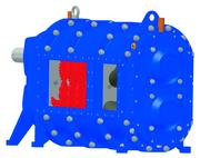 Zulieferleistungen und Zulieferteile (ZU),: Elastomer-beschichtete Drehkolbenpumpen