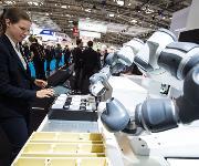 Maschinen werden künftig miteinander kommunizieren