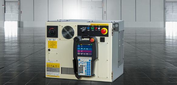 Die Robotersteuerung R-30iB Plus von Fanuc