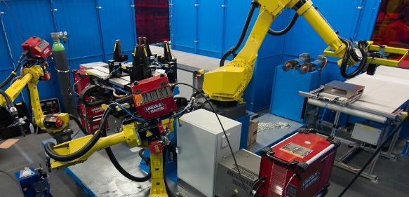 Roboteranlagen