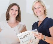 Annina Schopen und Caterina Schröder