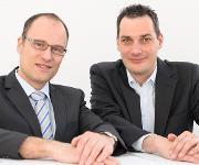 Volker Huelsekopf und Christian Stein