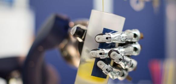 """Bildergalerie: """"Human meets Robotics"""""""