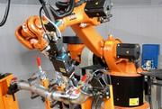 Kuka auf der Schweisstec/Blechexpo:: Einstieg in die Automation