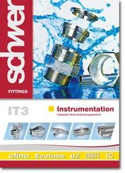 News: Neue Ausgabe Instrumentation-Katalog im Verschraubungsbereich