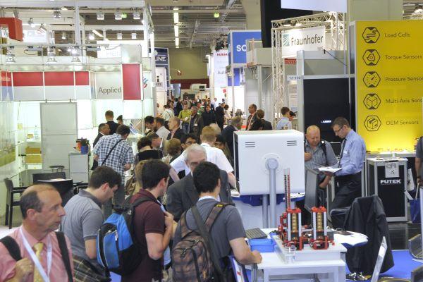 Mehr Aussteller und Besucher: Sensor+Test 2014 erfolgreich beendet
