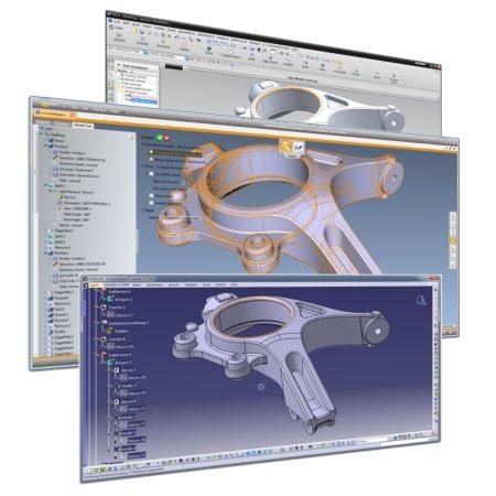 Märkte + Unternehmen: CAD-Datenmanagement: Daimler zertifiziert Konverter von Core Technologie