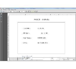 Informations- und Dokumentenverteilung: Digitale Freigabeprozesse von CAD-Dokumenten