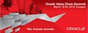 Märkte + Unternehmen: Veranstaltung: Oracle und die Wertschöpfungskette