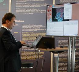 Konferenz: ISC 2016: High Performance Computing für Zukunftstechnologien