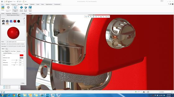 Version 3.0 des CAD-Systems Creo: Ein CAD für viele Formate