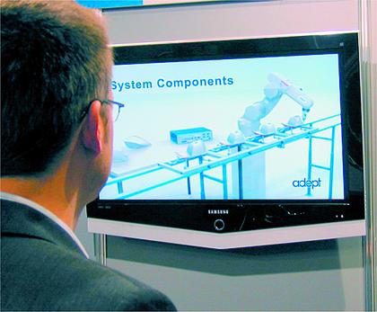 Roboter-Technologien, Visualisierungskonzepte: Roboter-Anwendungen animieren
