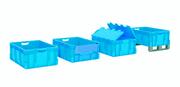 Materialfluss+Logistik: Lagern im XL-Format