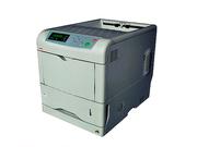 Leistungsfähiger Farblaserdrucker: Ganz in Farbe