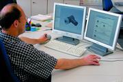 Techno-SCOPE: Erstellung von 3D-Bauteilebibliotheken