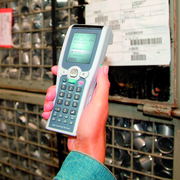 Arbeitssicherheit/Ergonomie (AS): Kabelloser Handscanner