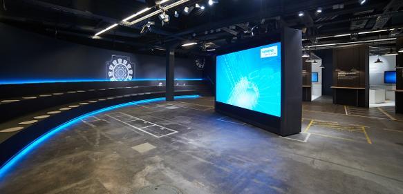 Arena der Digitalisierung Siemens