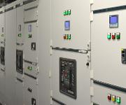 Siemens Niederspannungs-Schaltanlage Sivacon S8