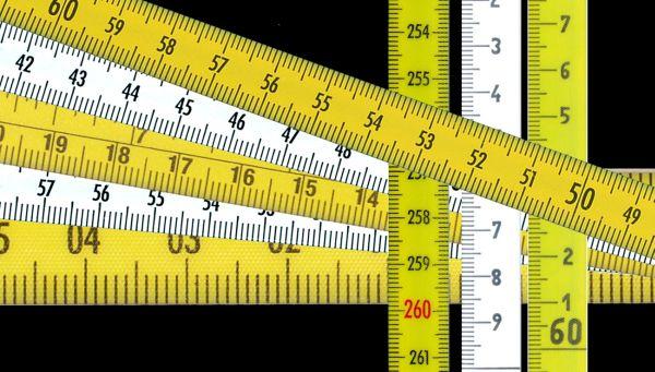 Skalenbandmaße: Präzise messen in der Industrie