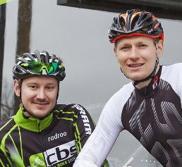 Florian Fischer und Benjamin Michael
