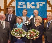 SKF-Chef geht in den Ruhestand: Manfred E. Neubert feierlich verabschiedet