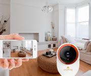 Sicherheitslösung für Wohn- und Geschäftsräume von Smartfrog