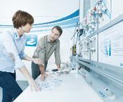 Ventil- und Regelsysteme von SMC