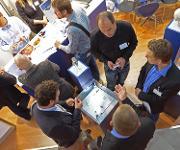 Fachgespräche auf der Swiss Medtech Expo (SMTE)